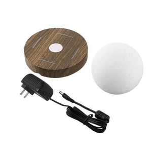 Levitating 3D Moon Lamp Evofine Design One US Plug