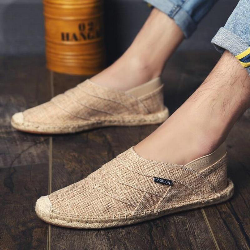 Men Fashion Casual Flat Loafer Men Shoes EvoFine