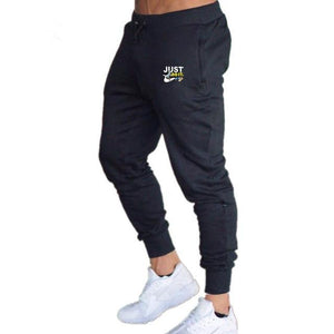 Men Joggers Casual Pant Evofine black-4 XL