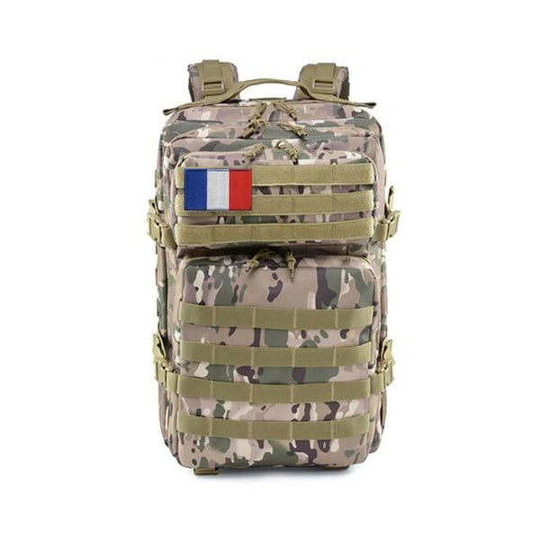 Military Tactical Backpack - Ultimate Waterproof Packs