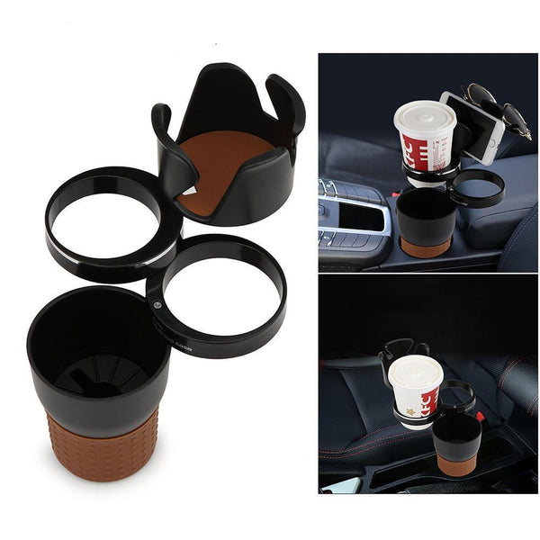 Multi-Cup Car Holder