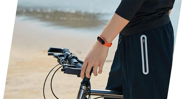Original Fitness Tracker Band - Waterproof Bluetooth Bracelet