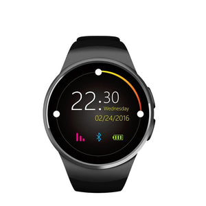 Passometer Monitor Heart Rate Support Smartwatch for IOS Android Evofine
