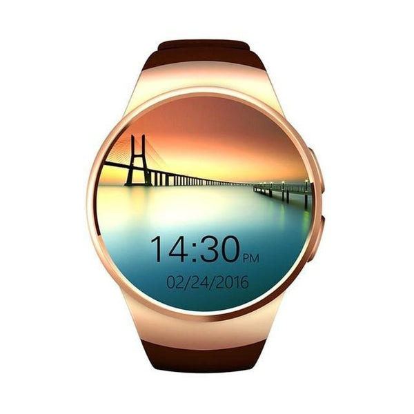Touch Screen Fitness Smartwatch for IOS Android