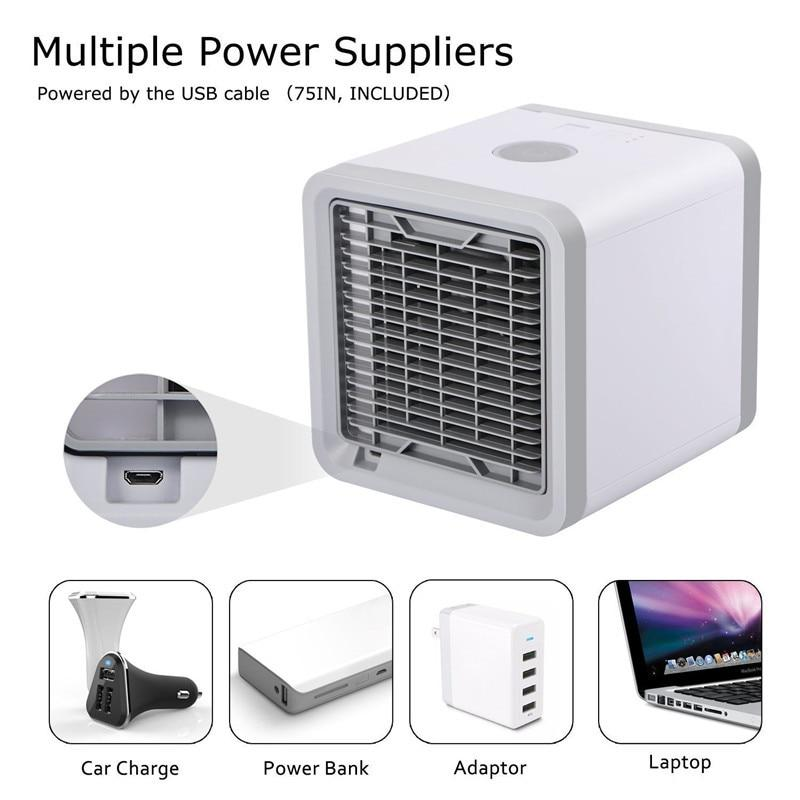 Portable Air Cooler - Personal Air Cooling Fan EvoFine