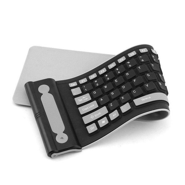 Portable Flexible Wireless Keyboard