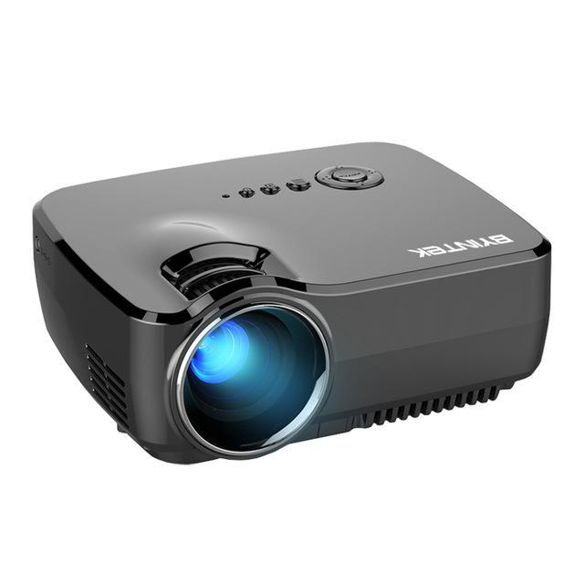 Portable Mini HD LED Home Theater Projector Evofine Default Title