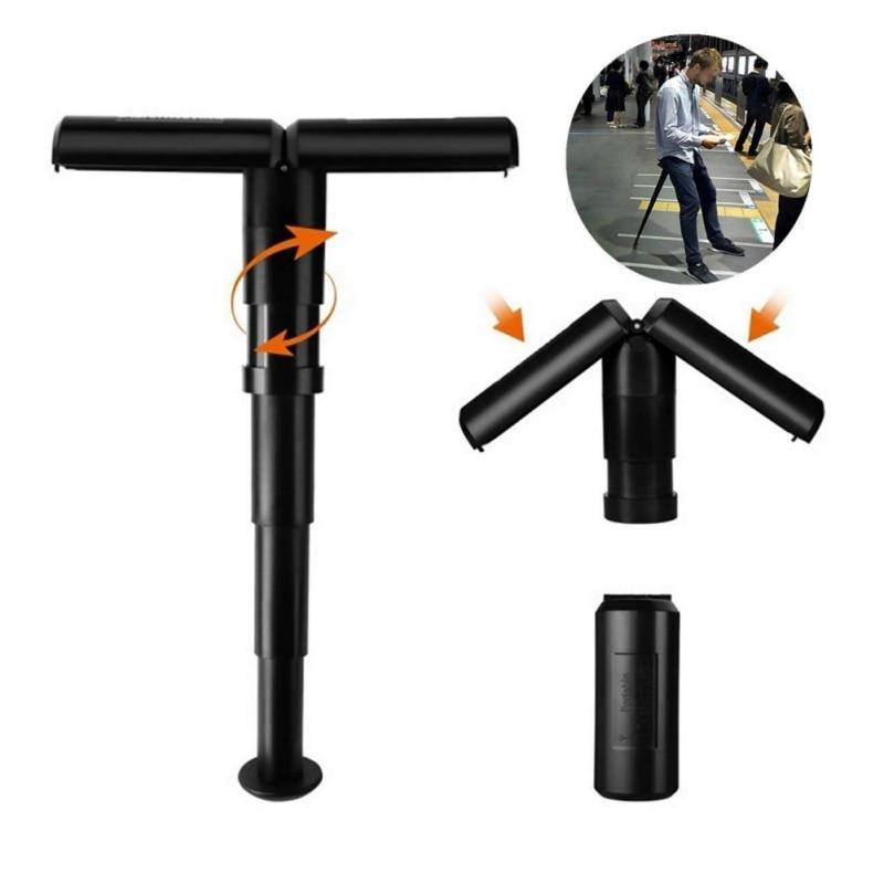 Portable Telescopic Folding Stool (QUEUING MASTER) Evofine