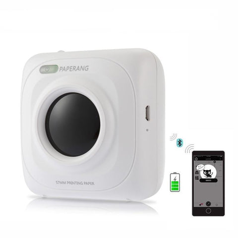 Portable Wireless Printer Evofine
