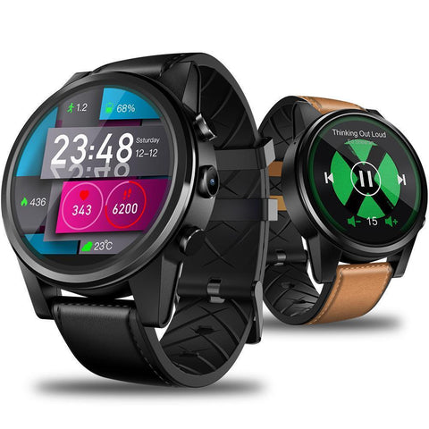 PRO 4G SmartWatch 1.6 inch Crystal Display GPS/GLONASS EvoFine