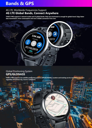PRO Matrix Dual Camera Smartwatch Smartwatch EvoFine