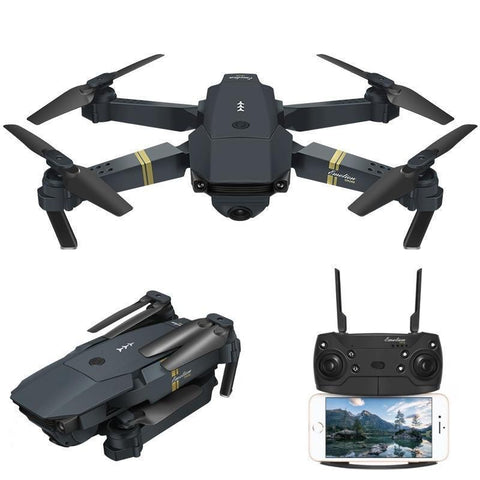 Quadcopter WiFi HD Camera Drone XS Evofine Drone + 1 Battery