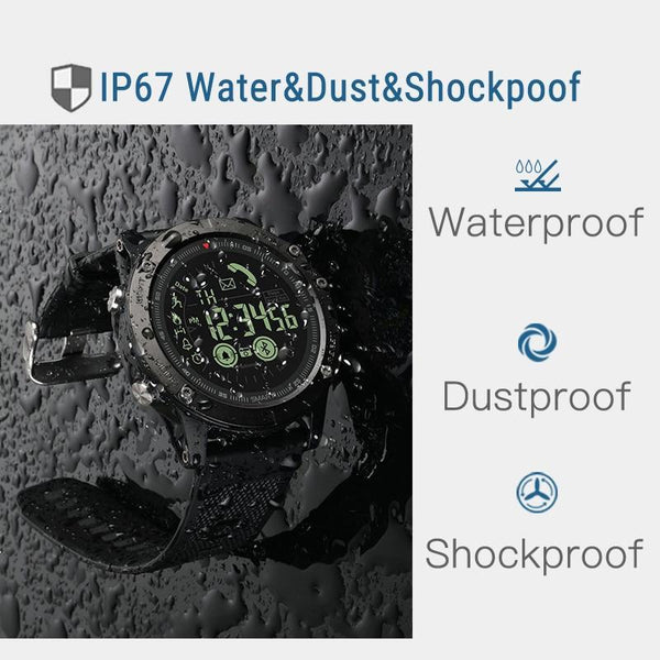 TACTICAL Smartwatch V4 - iOS/ANDROID