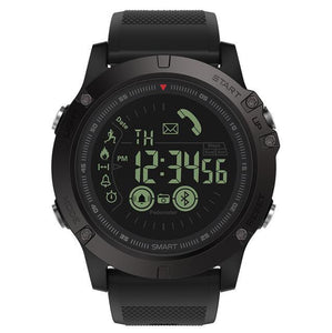 TACTICAL Smartwatch V4 - iOS/ANDROID Evofine Black