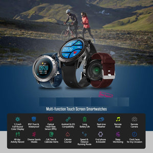 Tactical Smartwatch v5 - iOS & Android EvoFine