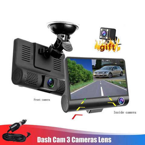 Three Way Car DVR Car Electronics EvoFine Only DVR