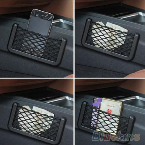 Universal Car Seat Side Back Storage