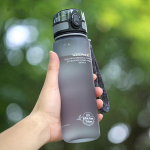 Universal Water Bottle - Stay Hydrated Evofine 1000ML Grey
