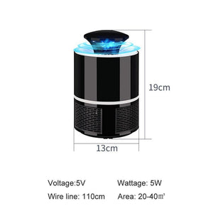 USB Powered Mosquito killer Lamp LED EvoFine