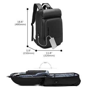 Waterproof Anti-Theft Business Travel Laptop Backpack Evofine