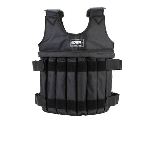 Weighted Vest For Boxing Training Workout Fitness Equipment Vest EvoFine