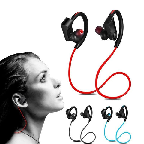 Wireless Bluetooth Sport Running Wireless Stereo Earphone Earphone EvoFine