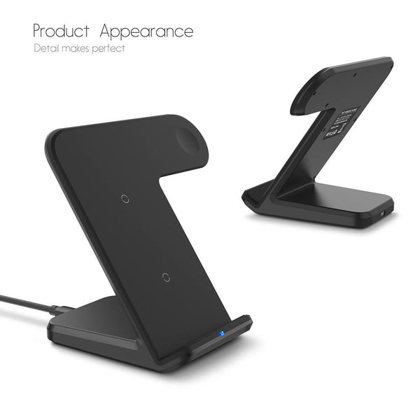 Wireless Charger Pad For iPhone or Samsung