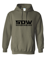Load image into Gallery viewer, Weld Money - SDW - Black Print