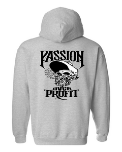 OG SDW - Passion Over Profit - Black Print