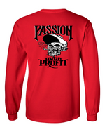 Load image into Gallery viewer, OG SDW - Passion Over Profit - Black Print
