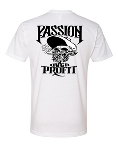 Tools of The Trade - Passion Over Profit - Black Print