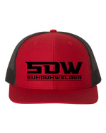 Load image into Gallery viewer, SDW Black Logo