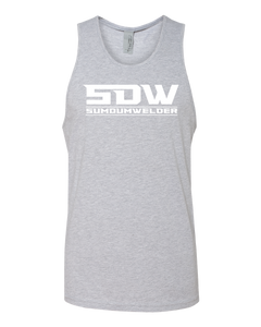 SDW Full Front - White logo