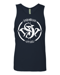 Next Level Tank - Devils SDW - Front Only - White logo