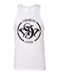 Next Level Tank - Devils SDW - Front Only - Black logo