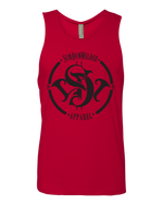 Load image into Gallery viewer, Next Level Tank - Devils SDW - Front Only - Black logo