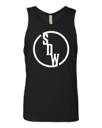 Load image into Gallery viewer, Next Level Tank - SDW Brand - Front Only - White logo