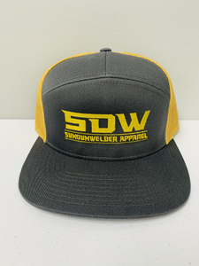 SDW 7 Panel - Gold Logo