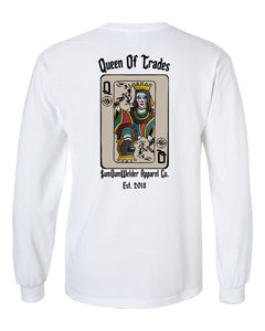 Queen of Trades - Devil's SDW - Black Print