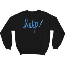 Load image into Gallery viewer, heart won't let me crewneck