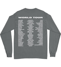 Load image into Gallery viewer, WORLD TOUR L/S