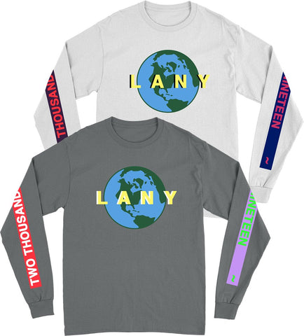 WORLD TOUR L/S