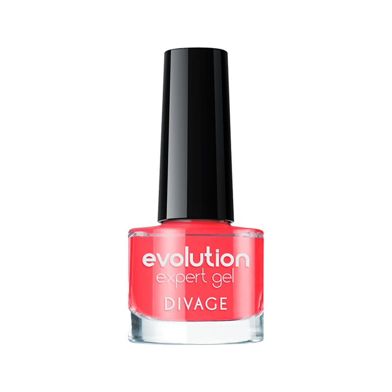 EVOLUTION NAIL POLISH GEL EFFECT - Divage SA