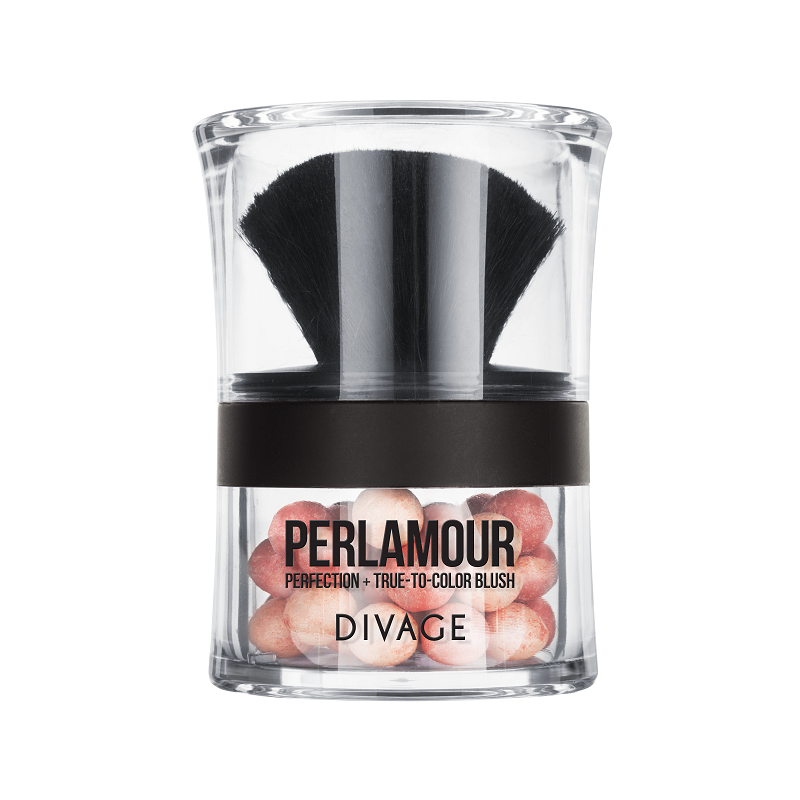 PERLAMOUR BLUSHER PEARLS - Divage SA
