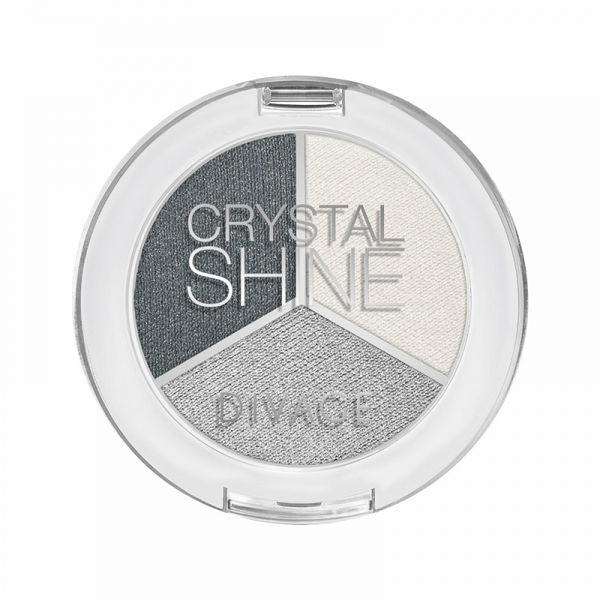 CRYSTAL SHINE LUMINOUS EYESHADOW - Divage SA