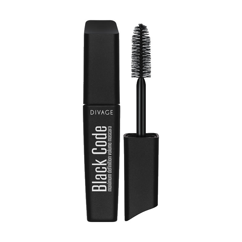 BLACK CODE MASCARA - Divage SA