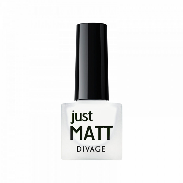 JUST MATT NAIL POLISH - Divage SA