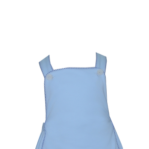 Evan Sunsuit - Blue (6m-2t)
