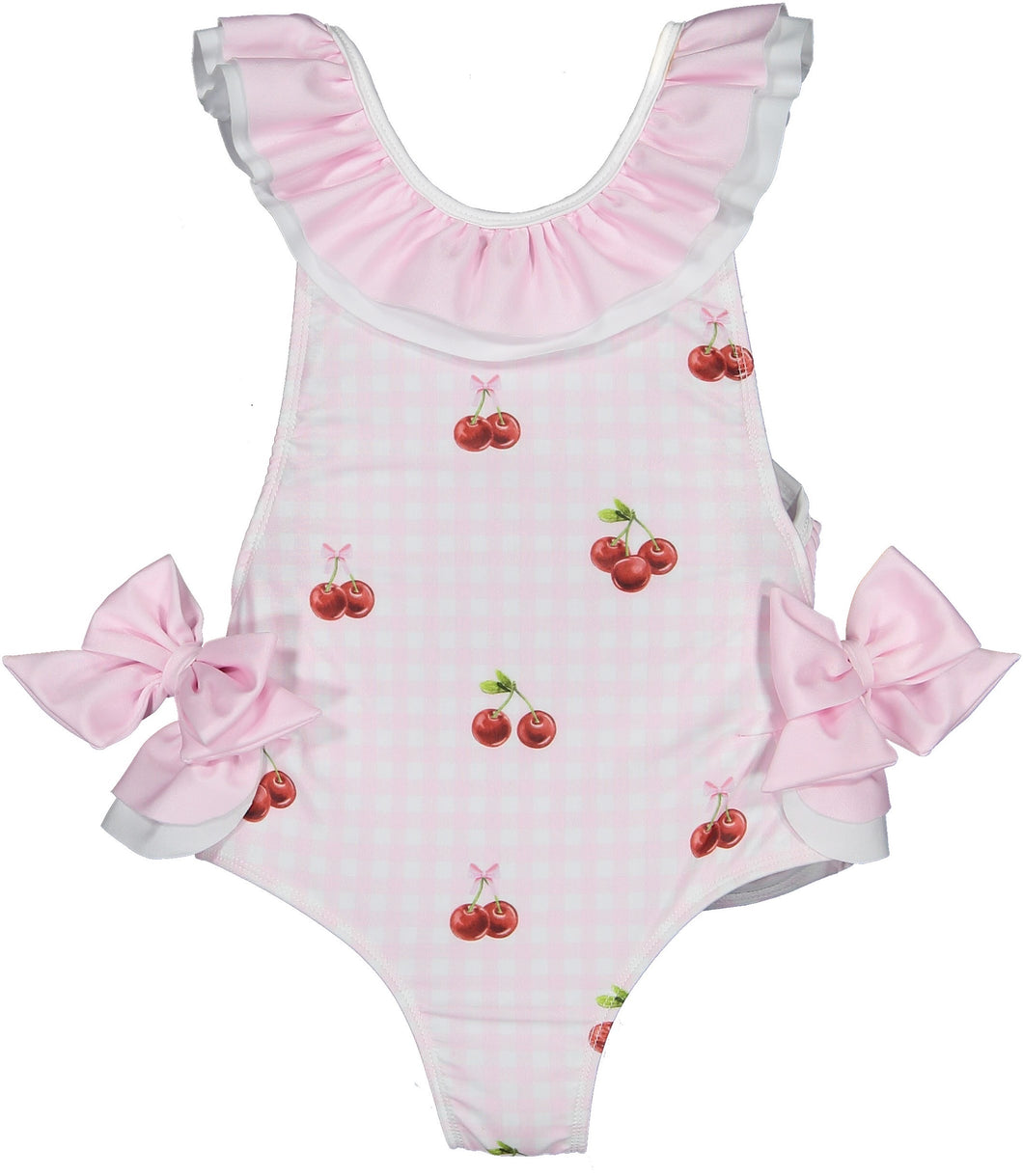 Cherry On Top Swimsuit (12m, 18m)