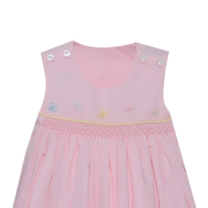 Louise Dress - Butterfly (12m-3t)